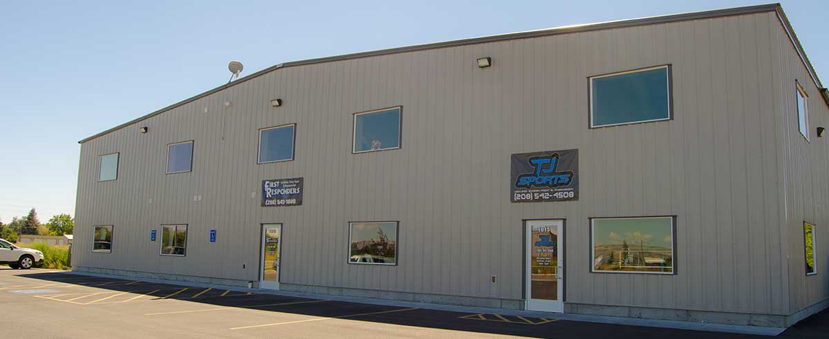 TJ Sports Building