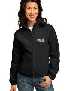 Port Authority Ladies R-Tek Fleece Full-Zip Jacket