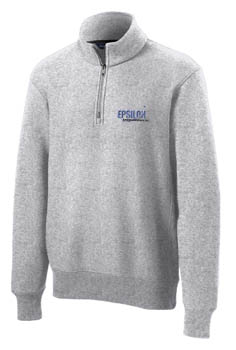 Sport-Tek Super Heavyweight 1/4-Zip Men's Pullover Sweatshirt
