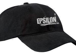 Brushed Twill Low Profile Cap