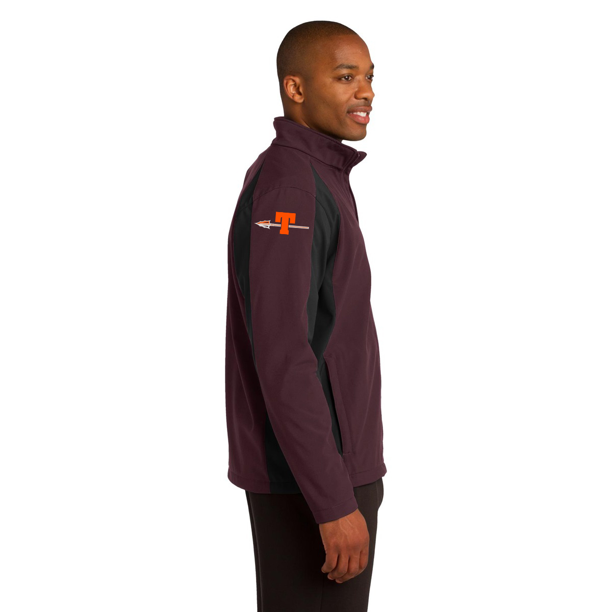 e0eb739762a Teton Redskins Football – ST970 Water-resistant Soft Shell Jacket